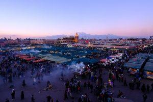 Circuit 4 Jours desert depuis Marrakech