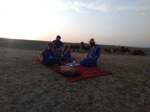 Balade en Chameau désert Agafay
