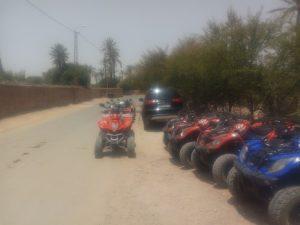 Balade en quad a Marrakech