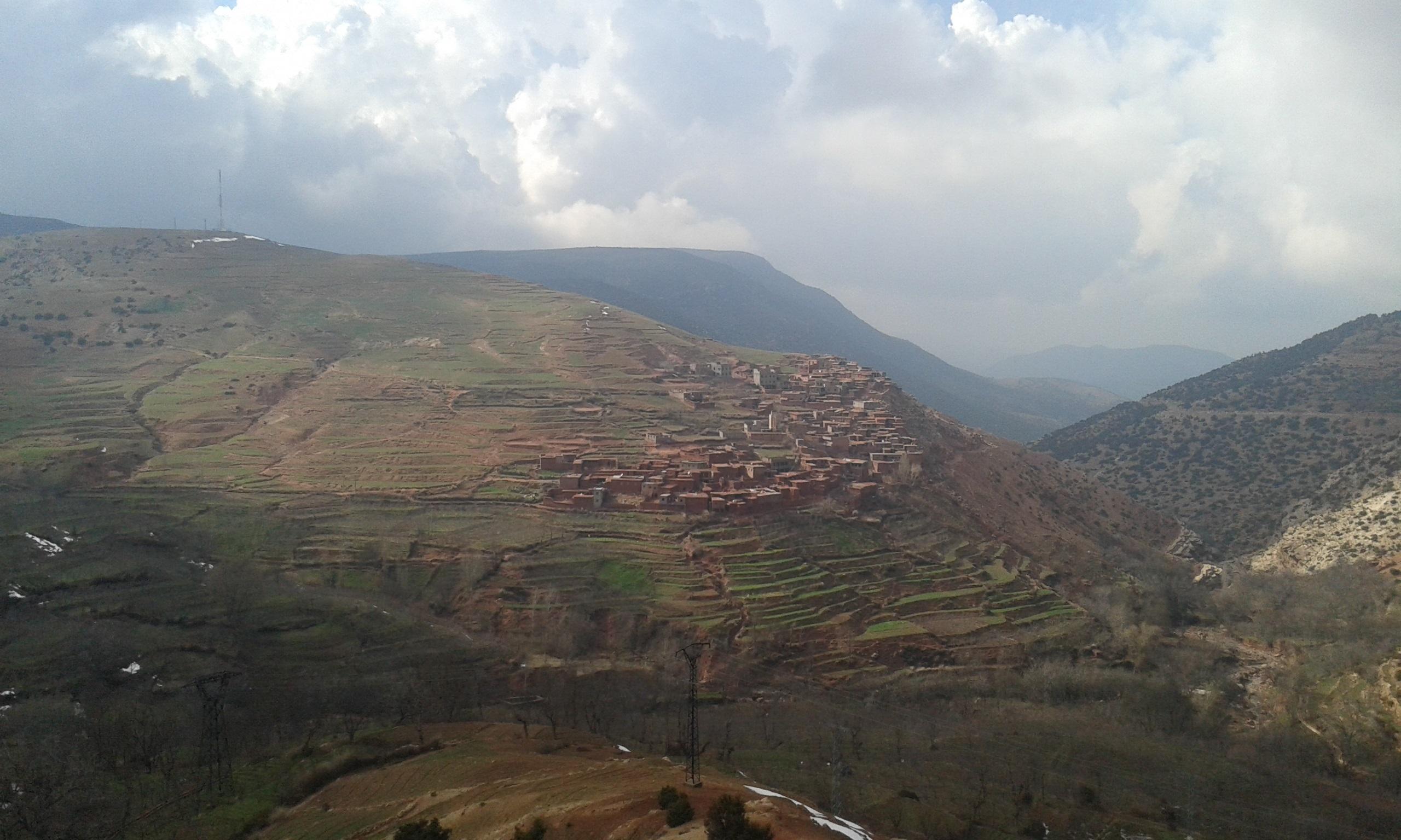 Excursion 3 Vallées au départ de Marrakech