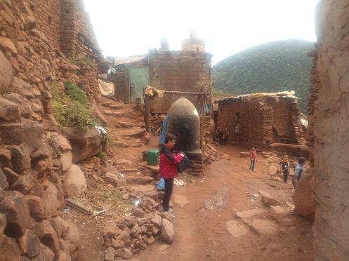 Excursion les villages berbères