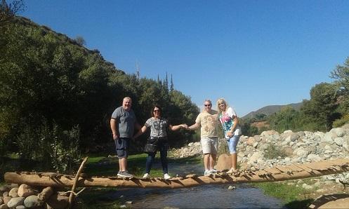 Marrakech Excursion la vallée de l'Ourika