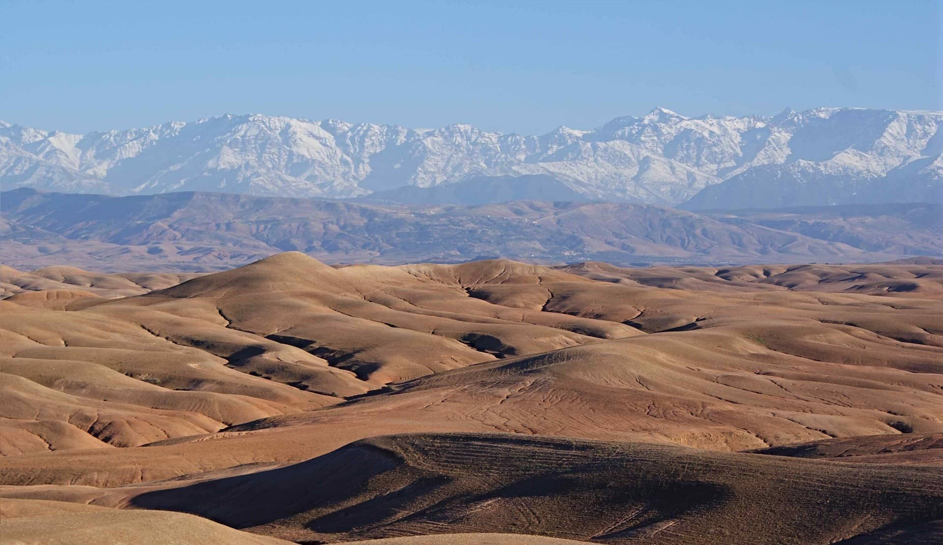 Excursion désert Agafay Marrakech