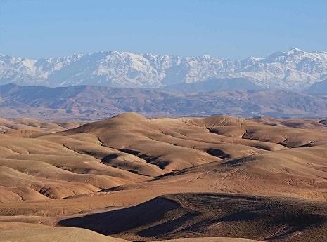 Excursion désert Agafay