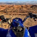 balade quad désert Agafay