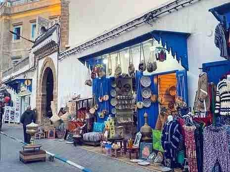 escapade en dehors de Marrakech