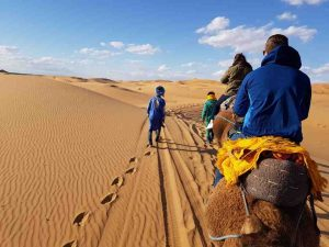 circuit désert merzouga